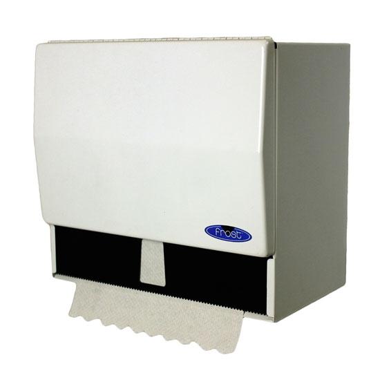 101 - Universal Roll and Single Fold Dispenser