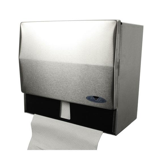 103 - Universal Roll and Single Fold Dispenser