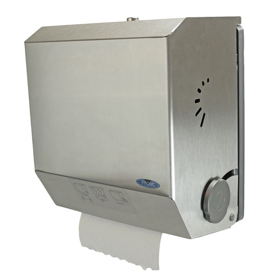 109-60S - Hands Free Mechanical Towel Dispenser