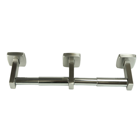 1135-DBLS - Double Toilet Tissue Holder