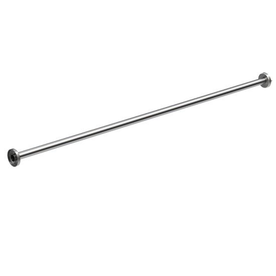 1145-72SS - Shower rod
