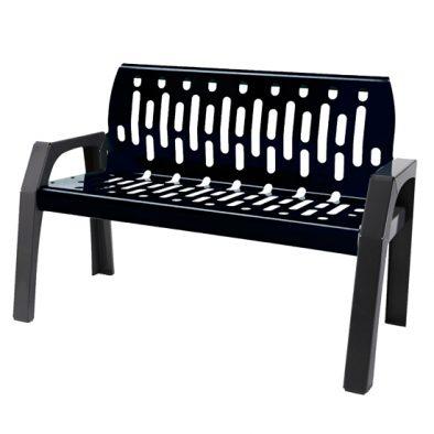 2040-BLACK - Bench