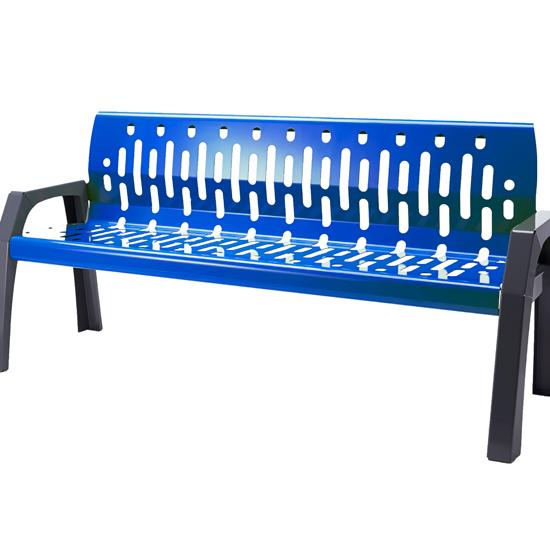 2060-BLUE - Bench