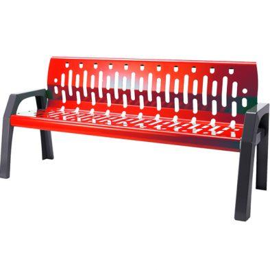 2060-RED - Bench