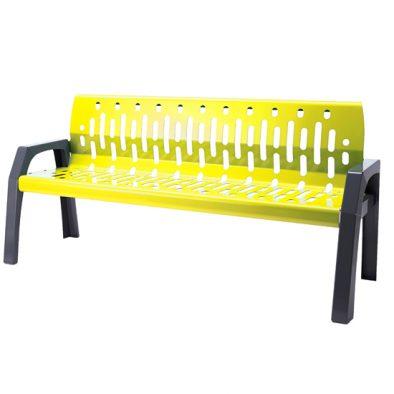 2060-YELLOW - Bench