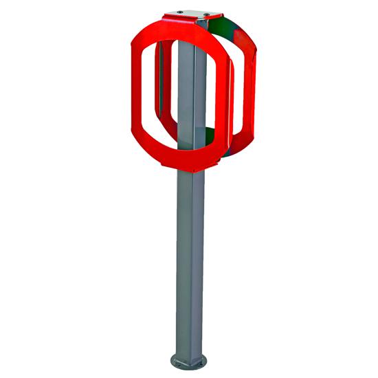 2070-RED - Bike Rack