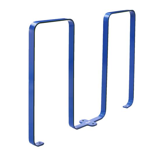2080-BLUE - Bike Rack