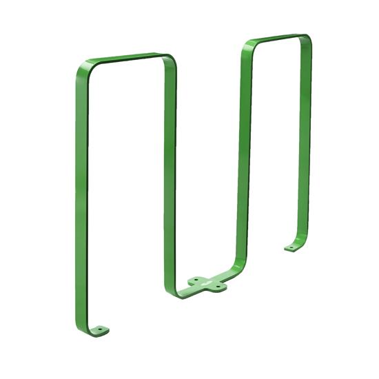 2080-GREEN - Bike Rack