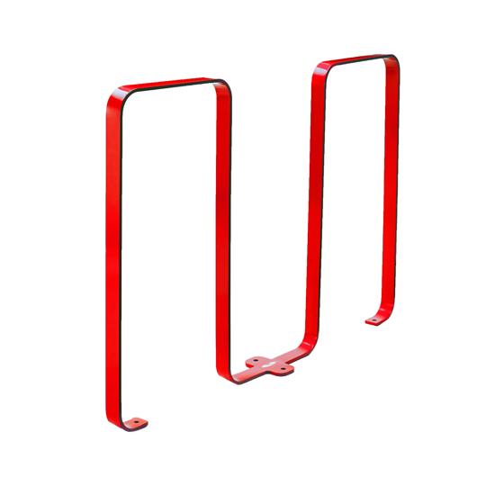 2080-RED - Bike Rack