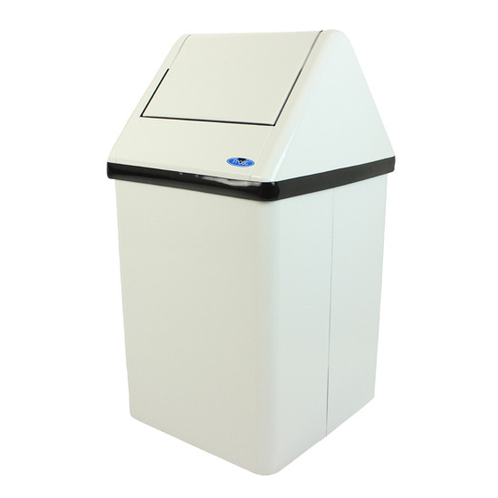 302 NL - Small Waste Receptacle