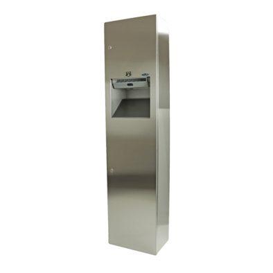 400-70B - Auto Roll Combination Paper Towel Dispenser/Disposal