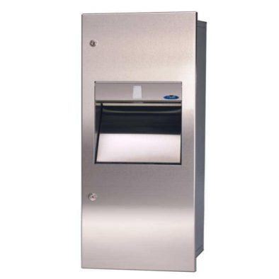415A - Combination Paper Towel Dispenser/Disposal