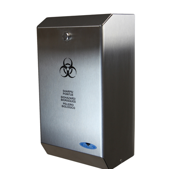 Frost-code-878-Stainless-Steel-Sharps-Disposal