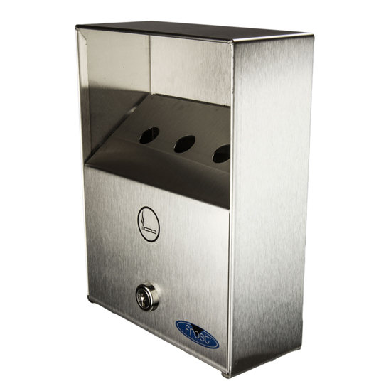 Frost-code-908-Stainless-Steel-Outdoor-Ashtray