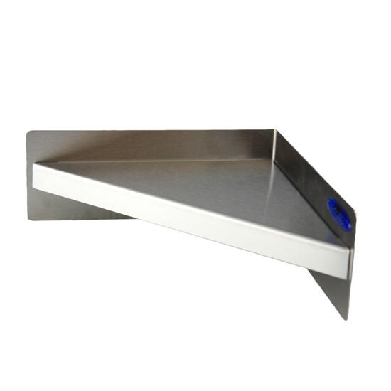 """950-8x8 - Stainless Steel 8""""x8"""" Shelf"""